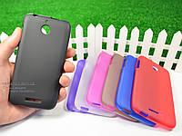 Силиконовый TPU чехол для HTC Desire 510