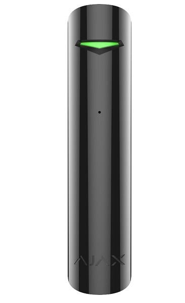Беспроводной датчик разбития стекла Ajax GlassProtect, Black