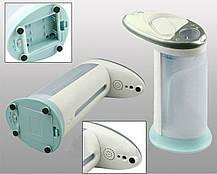 Сенсорный дозатор мыльница для жидкого мыла Soap Magic 380 мл, фото 3
