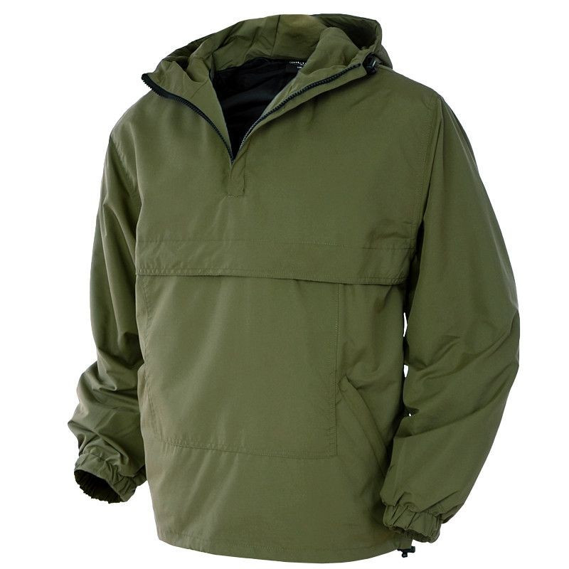 Куртка ветровка Анорак MilTec Olive 10332001
