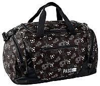 Спортивная сумка Paso 27L, 18-019FF темно серая
