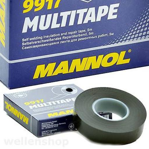 Изолента-герметик MANNOL 990507