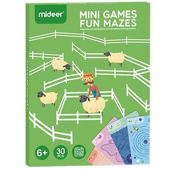 Мини-игра Лабиринты Mideer (MD2061)