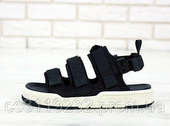Женские сандали New Balance (черные)