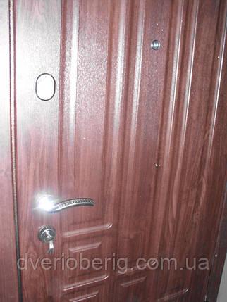 Входная дверь модель 1200 Т1 71 vinorit-80, фото 2
