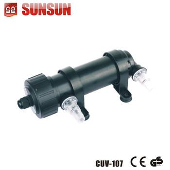 УФ-стерилизатор SunSun CUV-107, 7 Вт