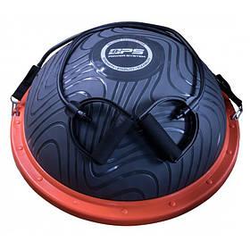 Балансировочная платформа Power System полусфера степ-платформа Trainer Zone PS-4200 Orange