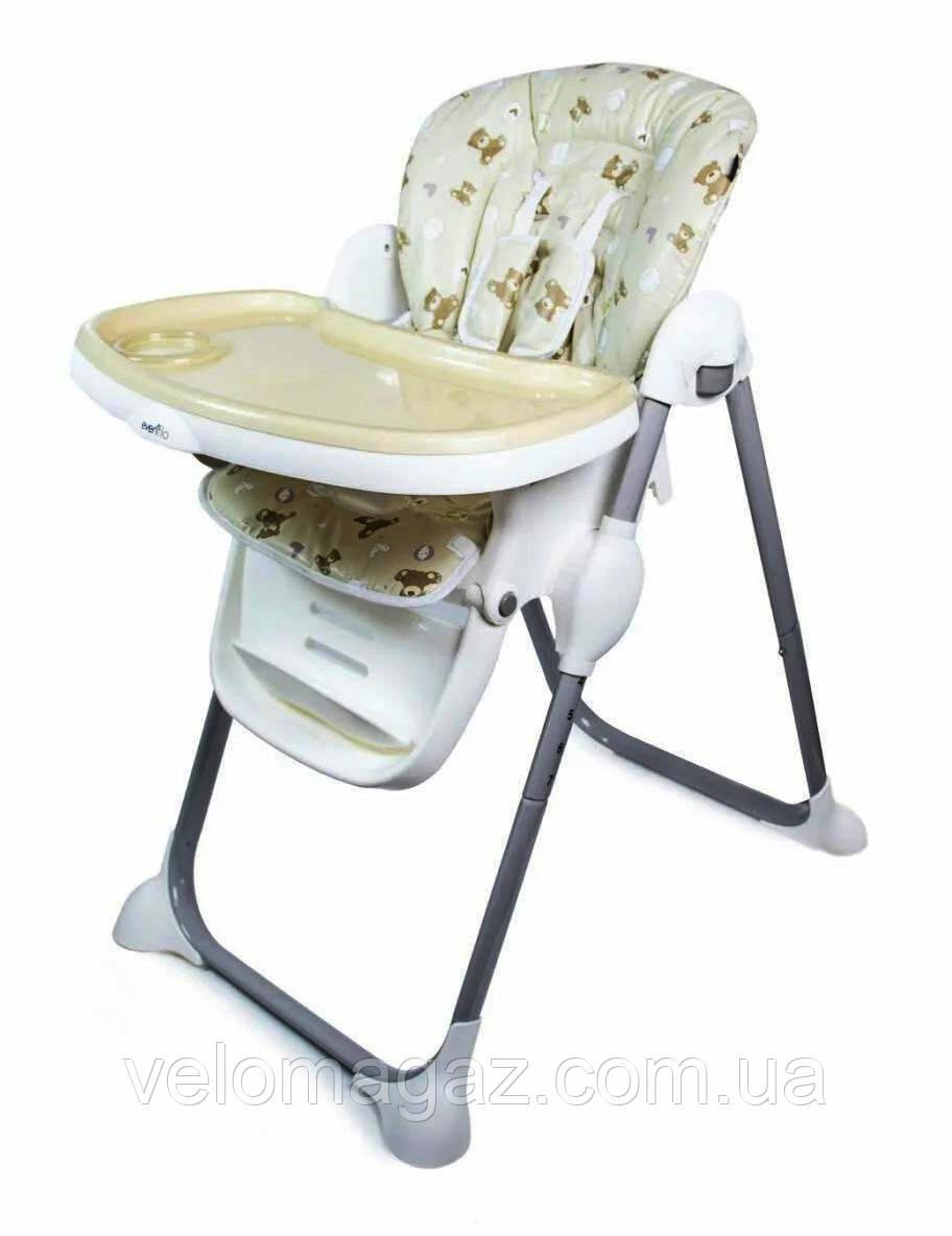 Детский стульчик для кормления EVENFLO NECTAR PLUS Y9800-WJX, бежевый