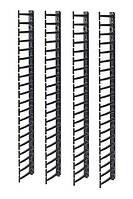 Вертикальный организатор кабелей для шкафов АРС NetShelter SX (4 шт.), AR7717A