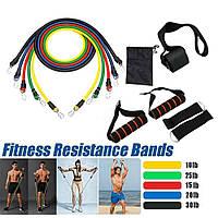 Набор эспандеров для физических упражнений, фото 1