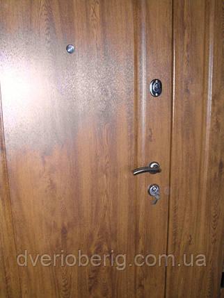 Входная дверь модель 1200 Т1-3 130 vinorit-90, фото 2
