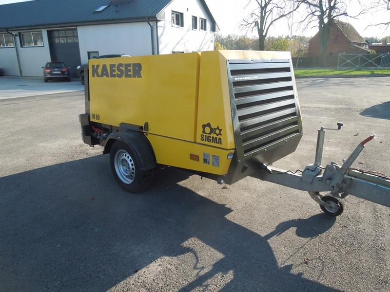 Аренда компрессора Kaeser M43