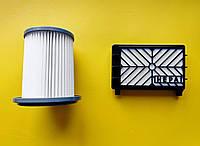 Комплект фильтров для пылесоса Philips FC8730 FC8740 FC8732 FC8734. Фильтры Филипс