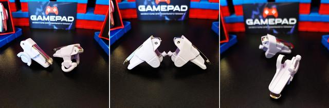 Купить игровые триггеры Winex в интернет магазине gamepad.com.ua