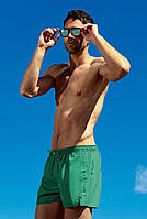 Низкие пляжные шорты Marc & Andre MS17-03 54(XXL) Зеленый Marc & Andre MS17-03  купить , фото 1