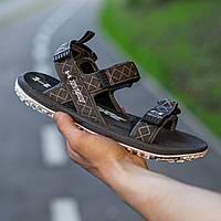 Мужские сандалии Under Armour Fattire Sandala x Michelin, Реплика, фото 1