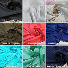 Літнє плаття великих розмірів з бенгалину для жінок, фото 3