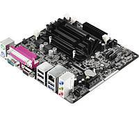 Материнская плата ASRock D1800B-ITX, CPU Intel Dual-Core J1800(2.41GHz), HDMI-VGA COM/LPT, mITX, D1800B-ITX