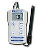 Професійний PH-метр/Temp Milwaukee MW102 (0.01 pH) ,США з датчиком вимірювання температури