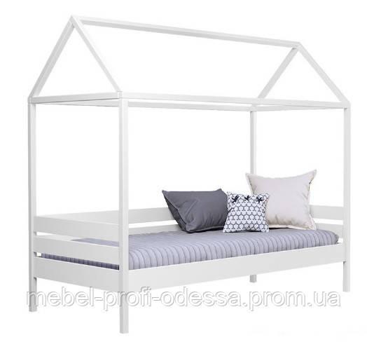 Деревянная кровать домик Амми в одессе