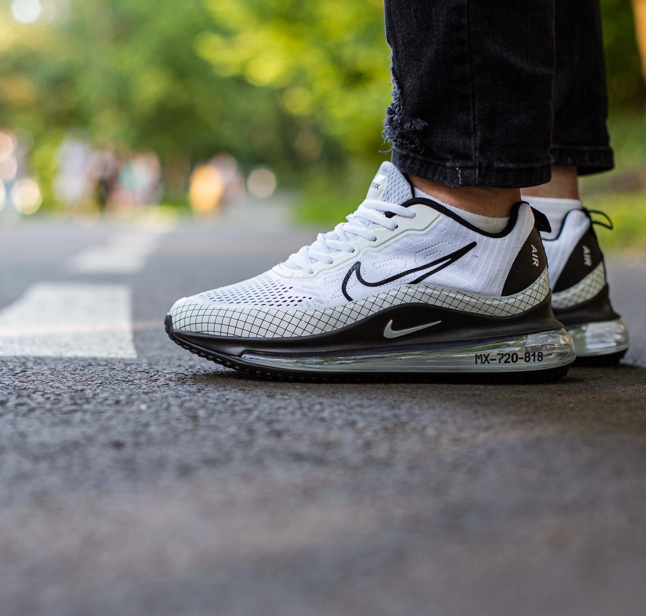 """Чоловічі кросівки Nike Air Max 720 """"Swoosh"""", Репліка"""