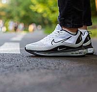 """Чоловічі кросівки Nike Air Max 720 """"Swoosh"""", Репліка, фото 1"""