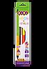 Карандаши цветные двухстор. NEON+METALLIC, 6 шт. (12 цветов),