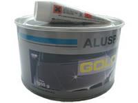 Шпатлёвка с алюминием GOLD CAR ALU 1 кг