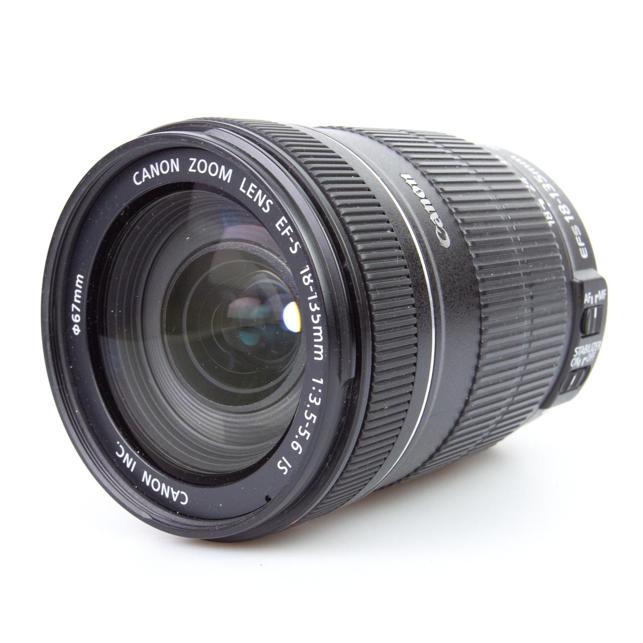 Объектив Canon EF-S 18-135mm f/3.5-5.6 IS б/у