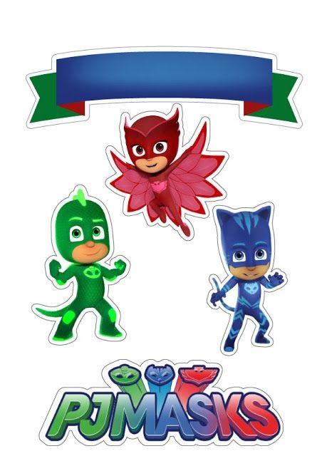 Герои в масках - PJ Masks 1