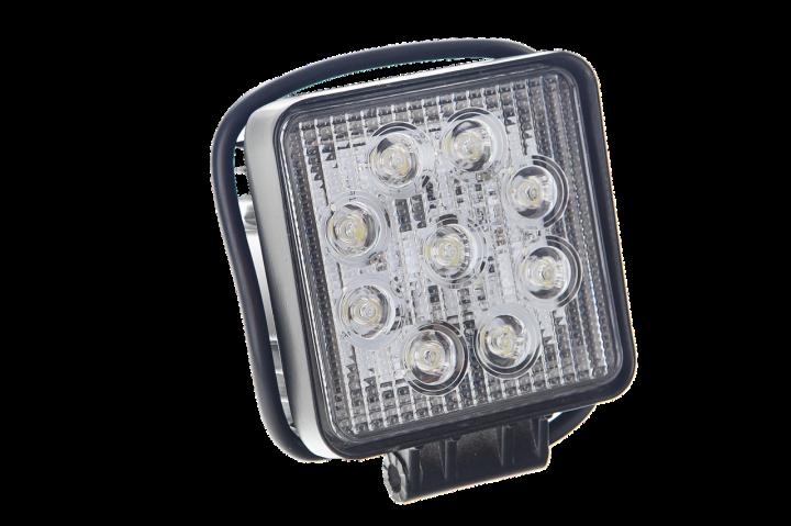 LED Фара робочого світла 27W/60 L0077 (JFD-1040) (Poland)