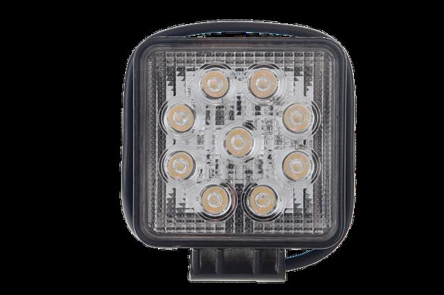 LED Фара робочого світла 27W/60 L0077 (JFD-1040) (Poland), фото 2