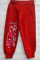 Спортивные штаны для девочки 3-6 лет Girlie