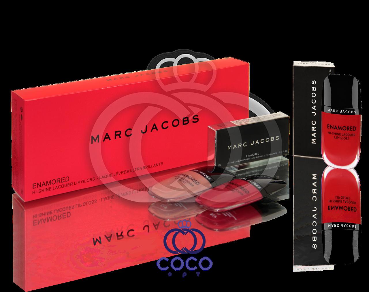 Глянцевый блеск для губ Marc Jacobs Enamored Hi-Shine Lacquer Lip Gloss (A)
