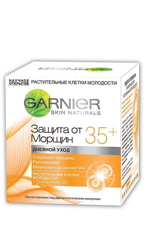 Garnier Защита от Морщин Уход дневной 35+