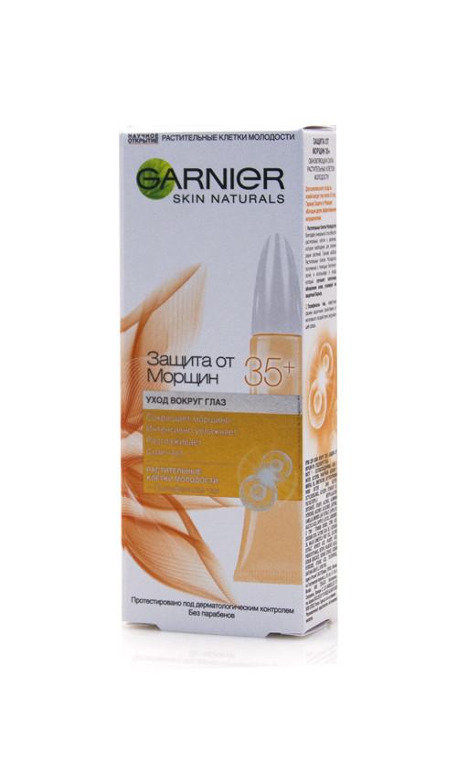Garnier Захист від Зморшок Догляд навколо очей 35+