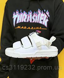 Женские сандали New Balance (белые)