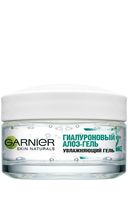 Garnier Гіалуронова Алое-Гель для нормальної та змішаної шкіри обличчя