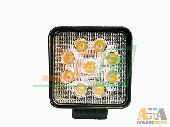 LED Фара робочого світла 27W/60 JFD-1040, фото 2