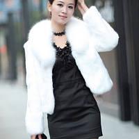Женский полушубок . Меховая куртка. Модель 029, фото 8