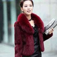 Женский полушубок . Меховая куртка. Модель 029, фото 7