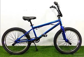 Трюкових велосипедів Crosser BMX 20 синій