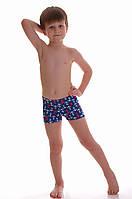 Детские плавки боксер Keyzi Ancher 92 Синий Keyzi Ancher