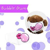 Маска защитная  Bubble Gum  6-14 лет (белая)