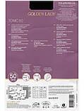 Golden Lady Tonic 50 Den колготки из микрофибры, все размеры, все цвета, фото 2