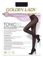 Golden Lady Tonic 50 Den колготки из микрофибры, все размеры, все цвета, фото 1