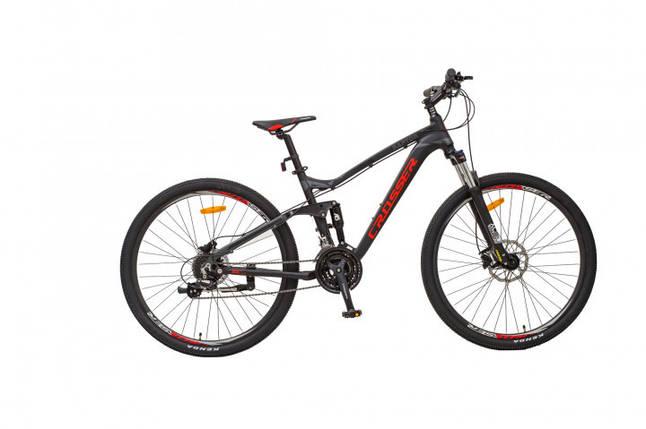Горный велосипед 29 дюймов Crosser Raptor рама 16,9 ченый, фото 2