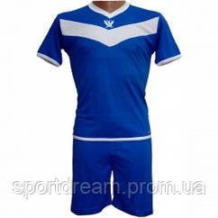 Форма футбольная детская SWIFT 26 Idea Tactel (сине/белая)