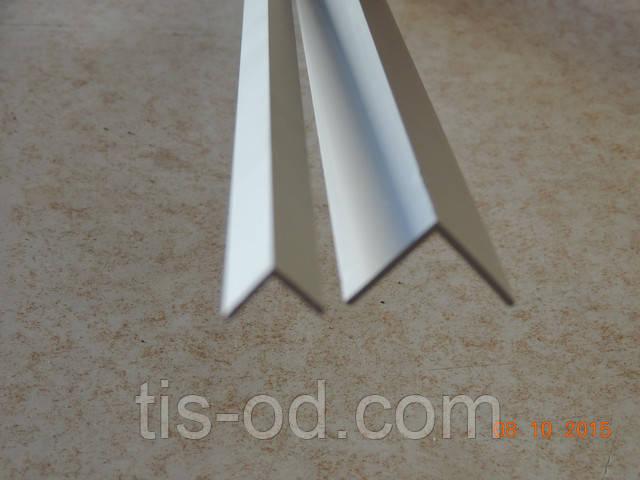 Угол аллюминиевый 20*20мм
