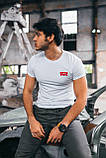 Мужская футболка Levis (реплика), фото 7